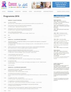 Programme-2016-Cancer-le-défi